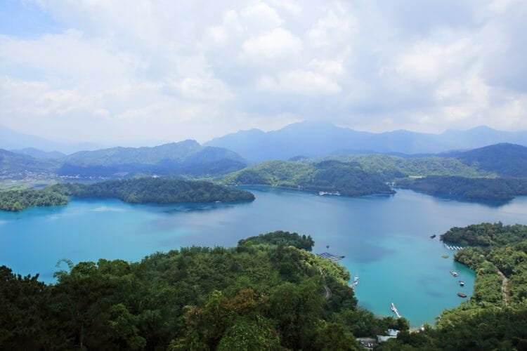 A Perfect Slow Travel Trip: What to Do at Sun Moon Lake in Taiwan