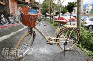日月潭腳踏車租車