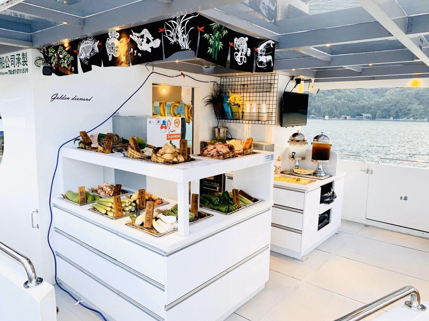 日月潭遊湖船-提供客製化包船服務