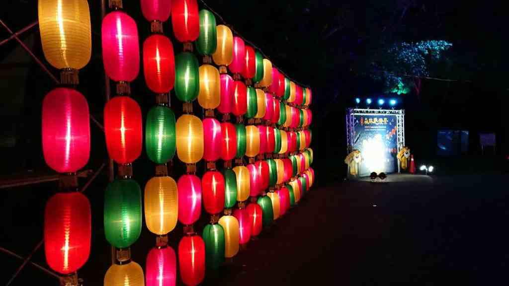 埔里逐燈季 活動照片記錄