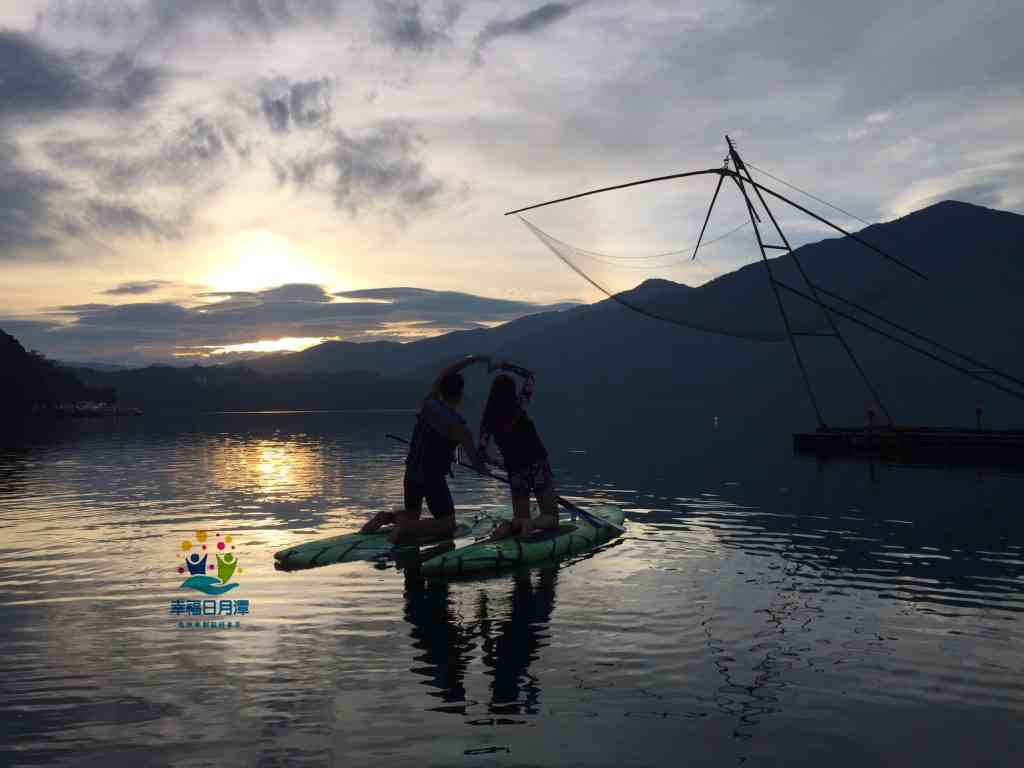 幸福日月潭水上活動體驗-SUP、獨木舟、划船(店家提供)