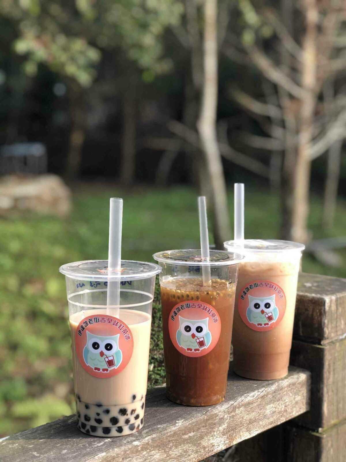 日月潭紅茶冰 │天然、健康與美味的老街古早味紅茶冰