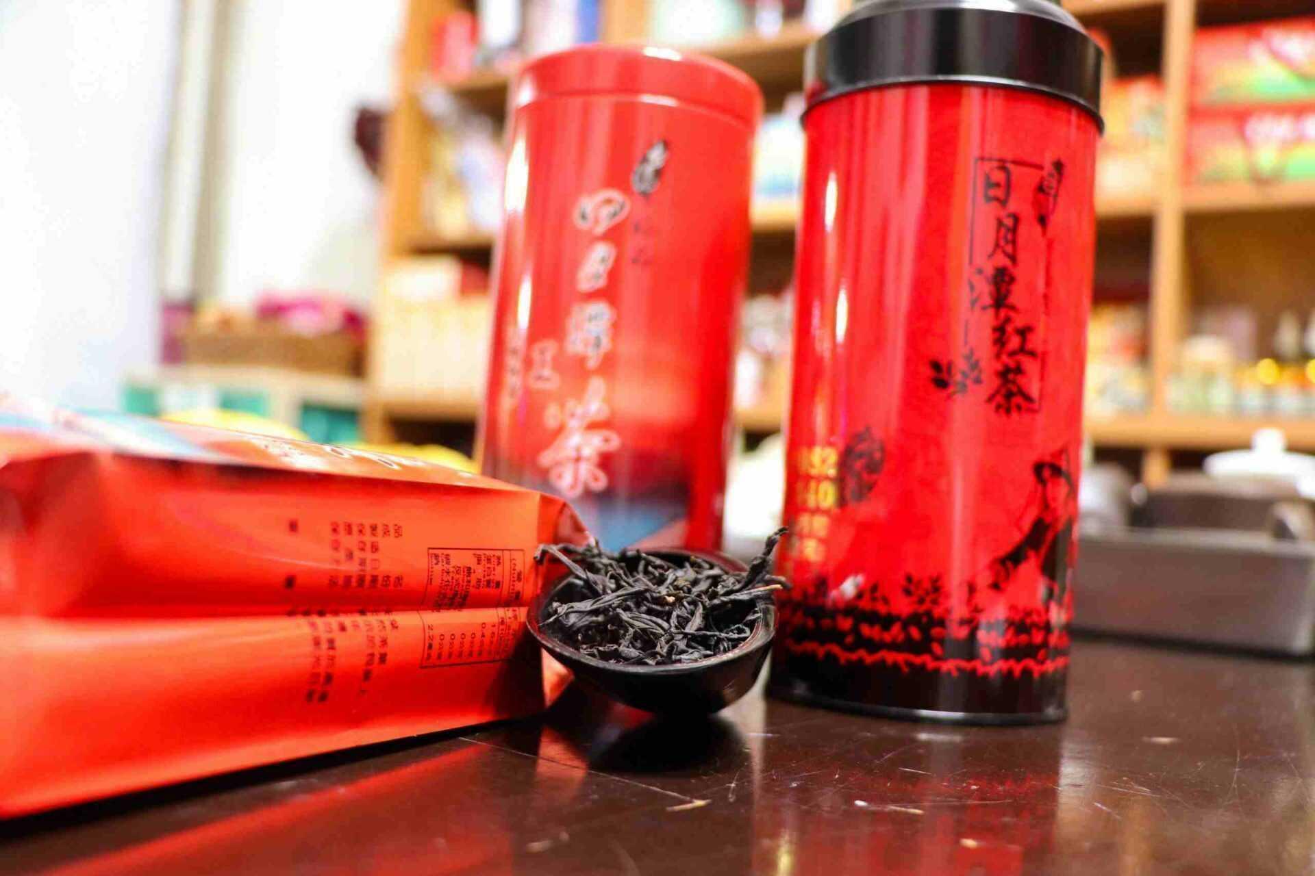 亞克好茶 日月潭紅茶