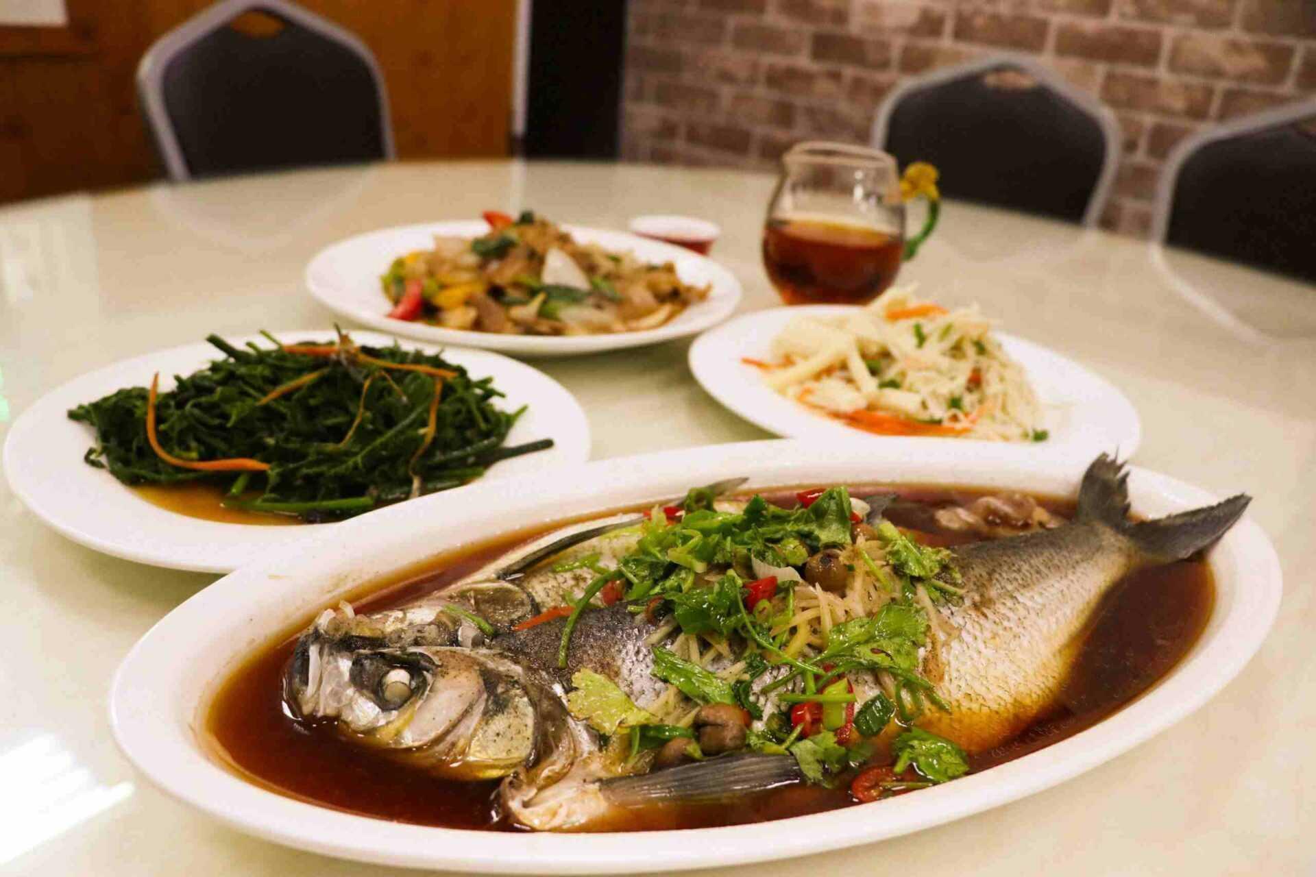 日月潭餐廳 |潭鮮美食餐廳