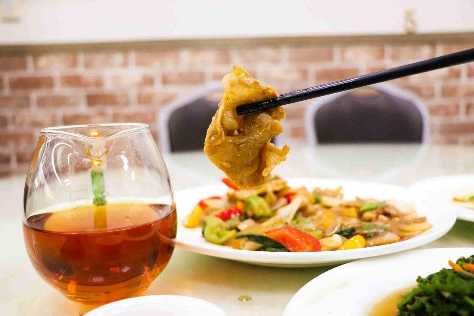 日月潭餐廳 潭鮮美食料理 邵族山豬肉