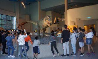 國立自然科學博物館-科博館-台中親子景點