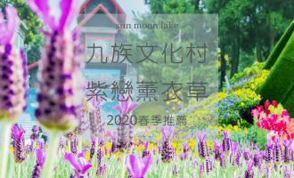 九族文化村2020 ︱紫戀薰衣草