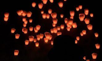 平溪天燈||打造新的平溪天燈文化