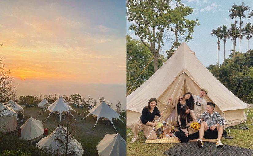 南投露營|2020假日出遊新選擇!6 間南投露營推薦清單