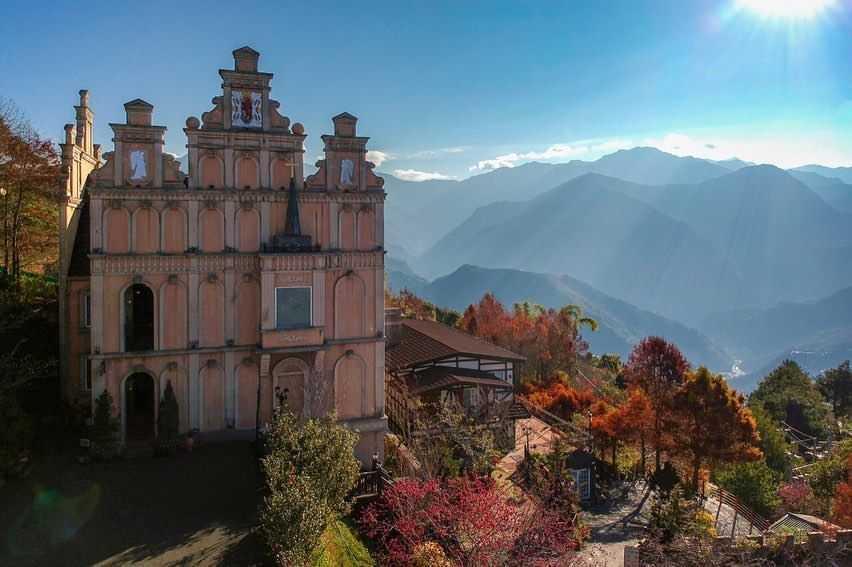 清境高級飯店 ︱佛羅倫斯度假山莊