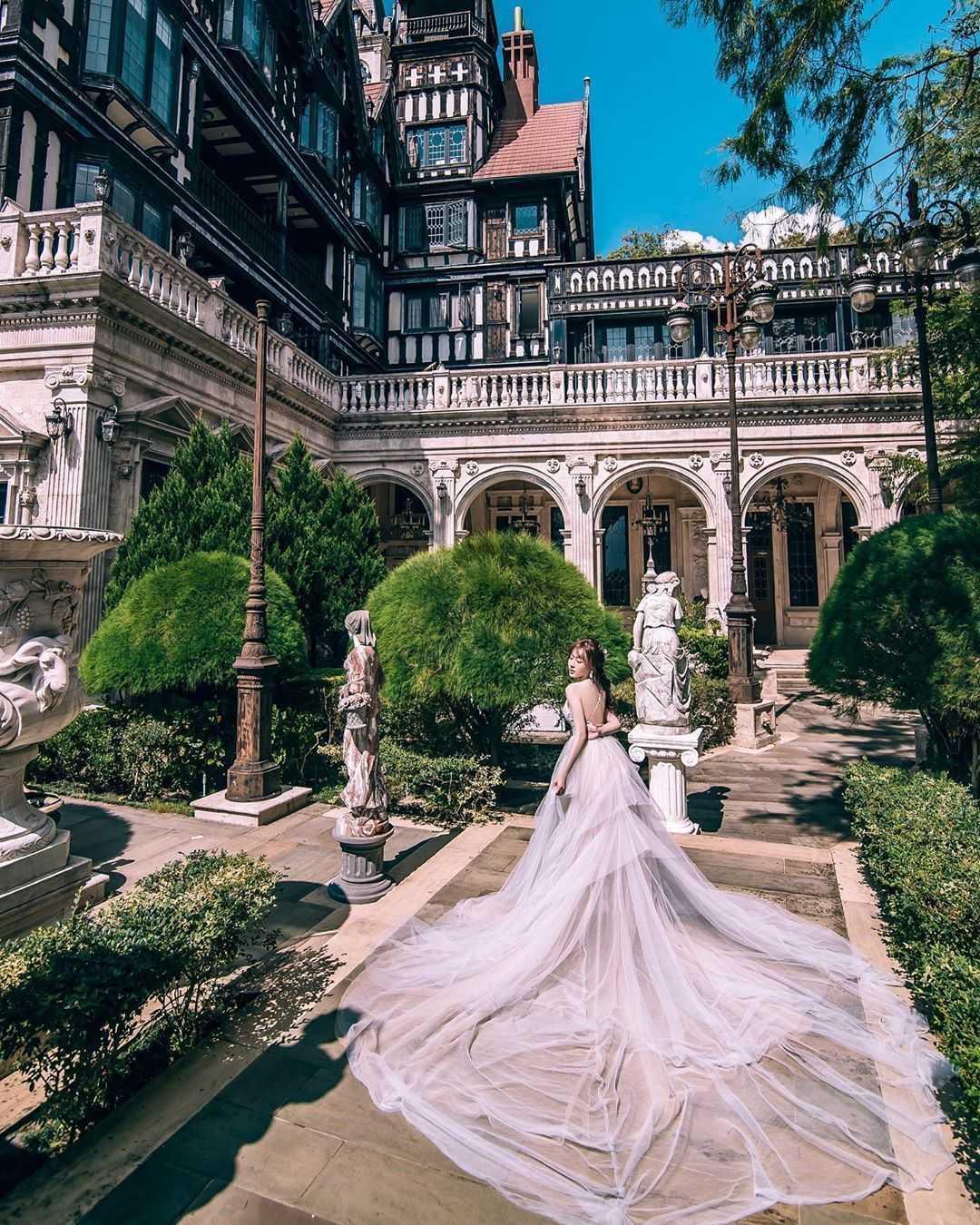 清境高級飯店 ︱老英格蘭莊園