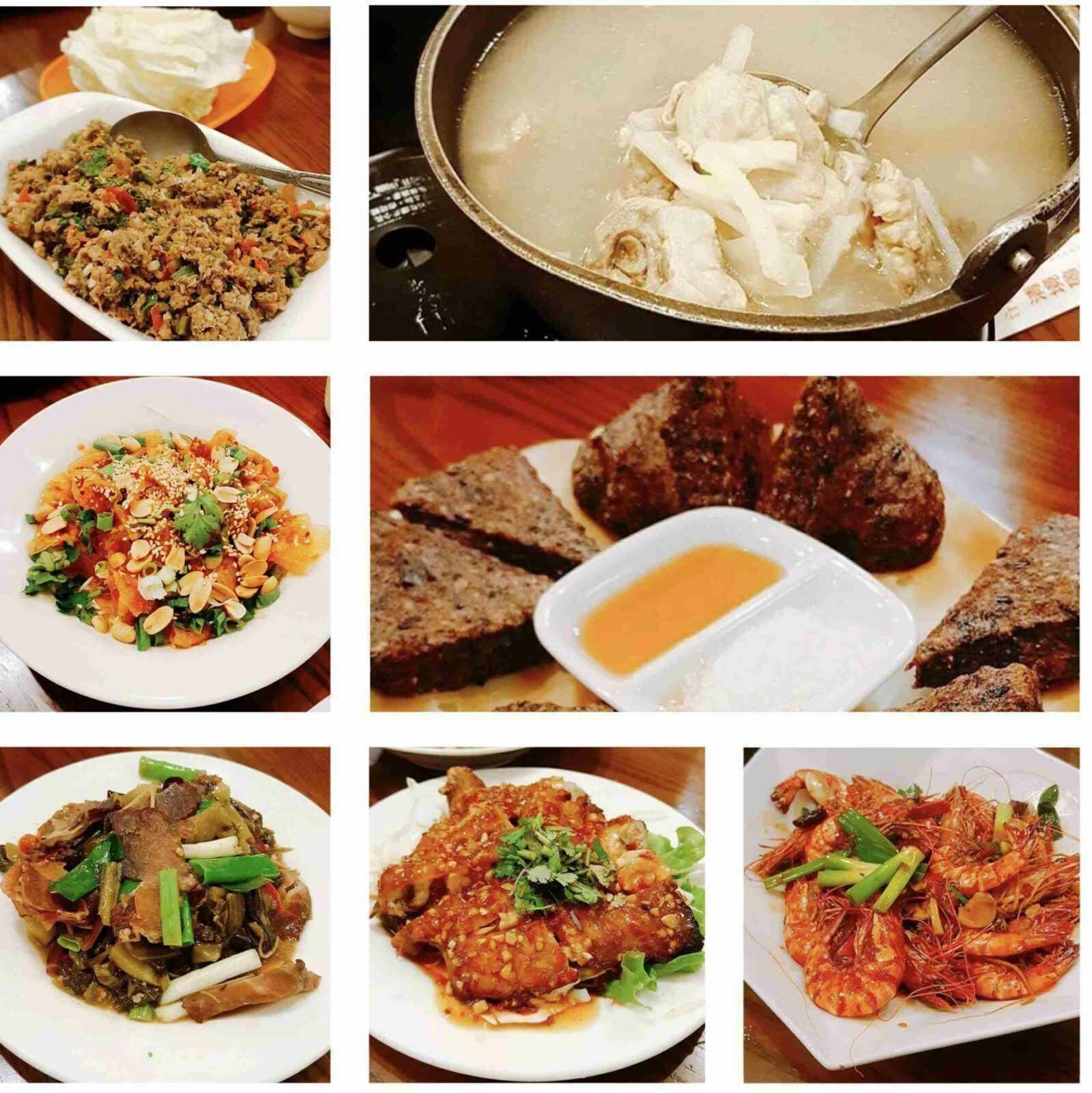 清境一日遊 | 美食推薦,魯媽媽雲南擺夷料理