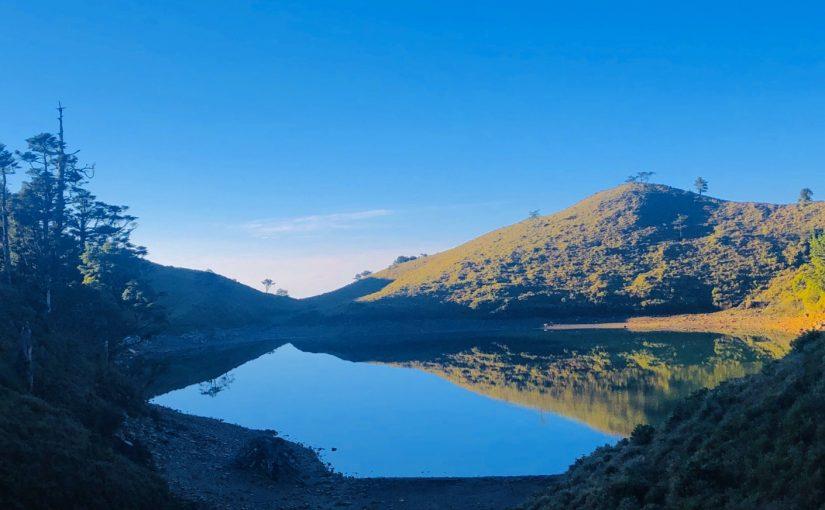 南投信義鄉  丹大林道七彩湖探勘之旅 布農族人聖地