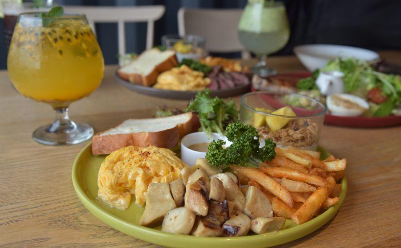 埔里早午餐 【肆盒院】隱藏在埔里的網美貨櫃屋餐廳,好吃又好拍CP值超高!