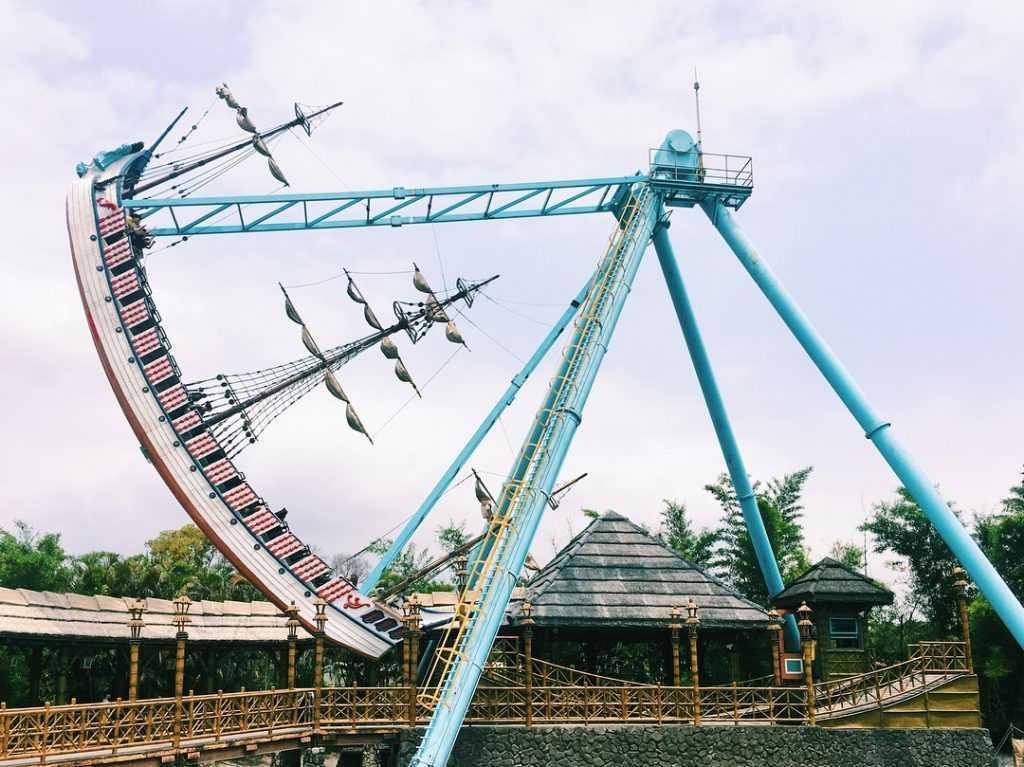 六福村-遊樂設施-南太平洋大海盜-momiji_yeh.c