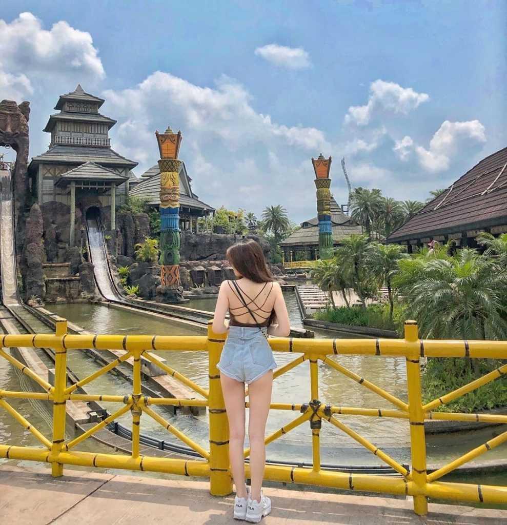 六福村主題樂園-遊樂設施-南太平洋-火山歷險-scourpad