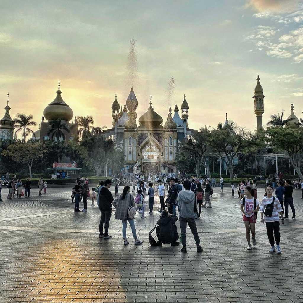 六福村主題樂園-遊樂設施-阿拉伯皇宮-hcc223