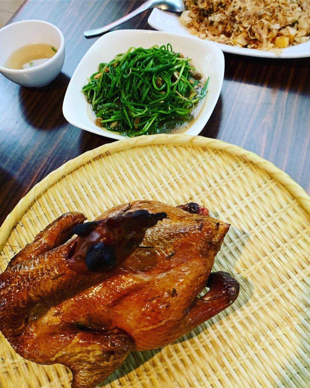 清境美食  清境好雞婆土雞城餐廳