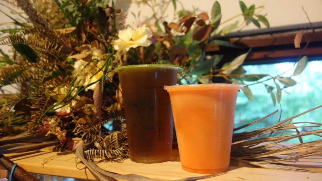 埔里飲料店 |娜味先生、炎術創始店|健康又純天然的漸層飲料