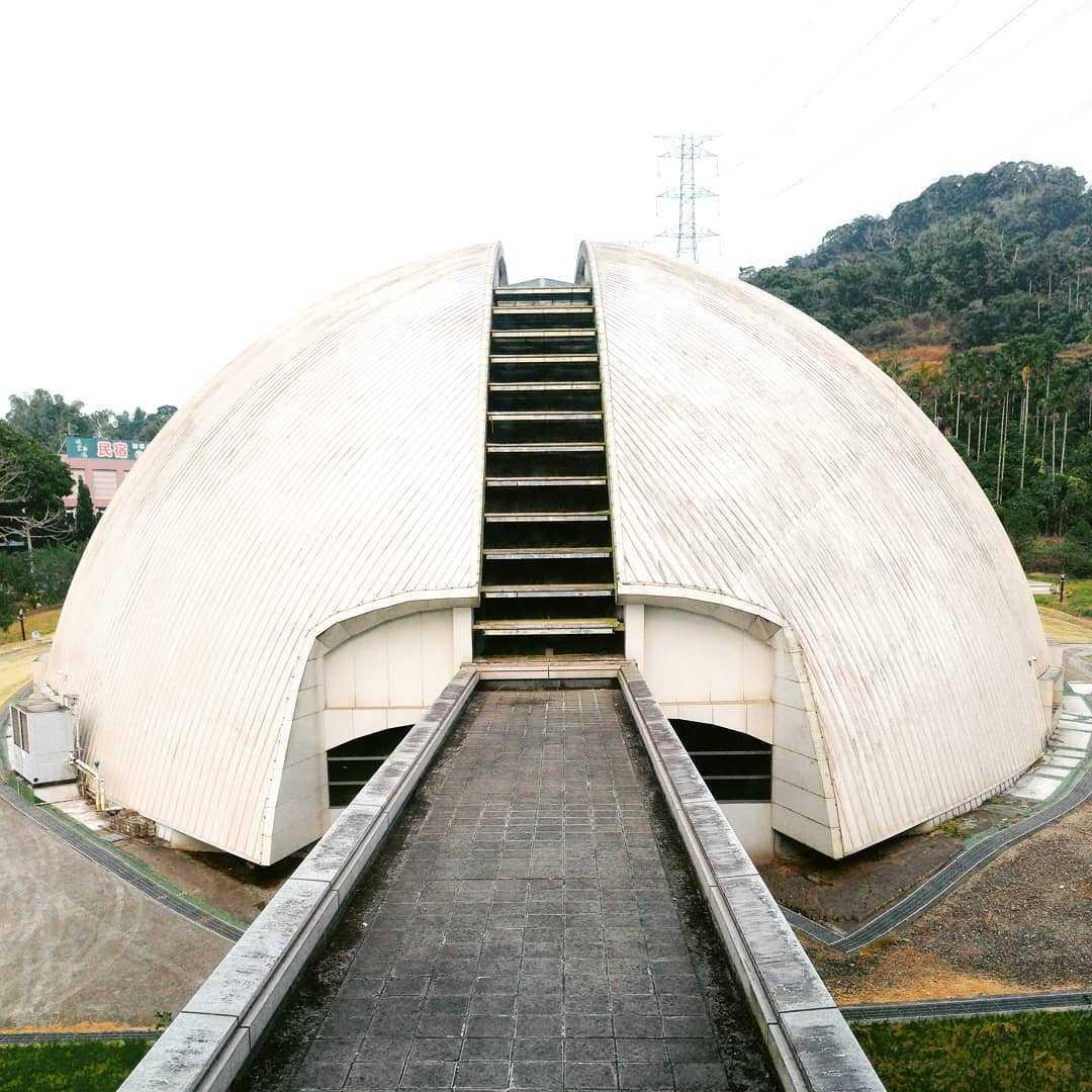 車籠埔地震保存園區