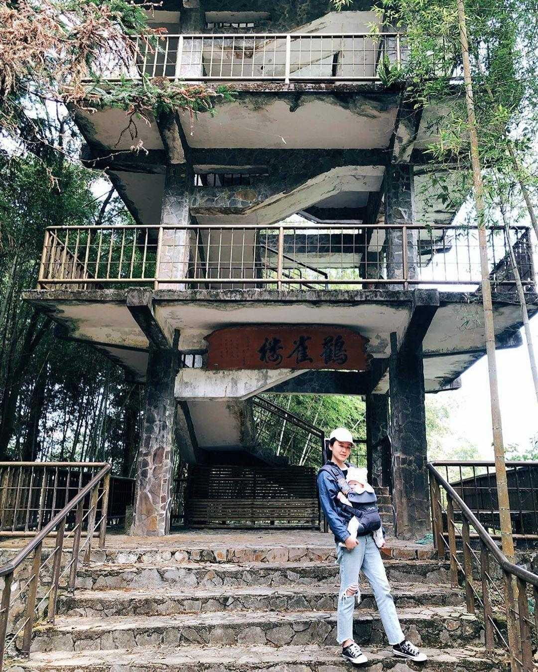 鳳凰谷鳥園生態園區 |觀雀樓