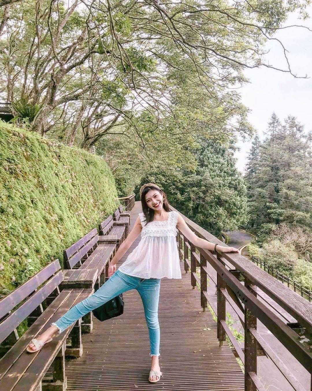 鳳凰谷鳥園生態園區 |步道