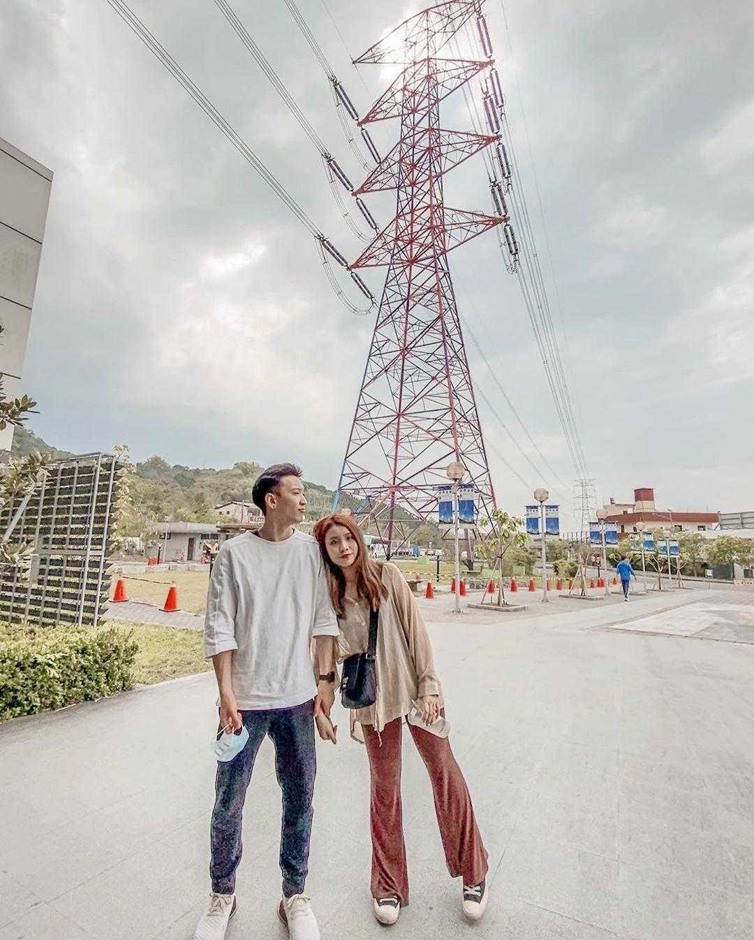 車籠埔斷層保存園區 璀璨電塔