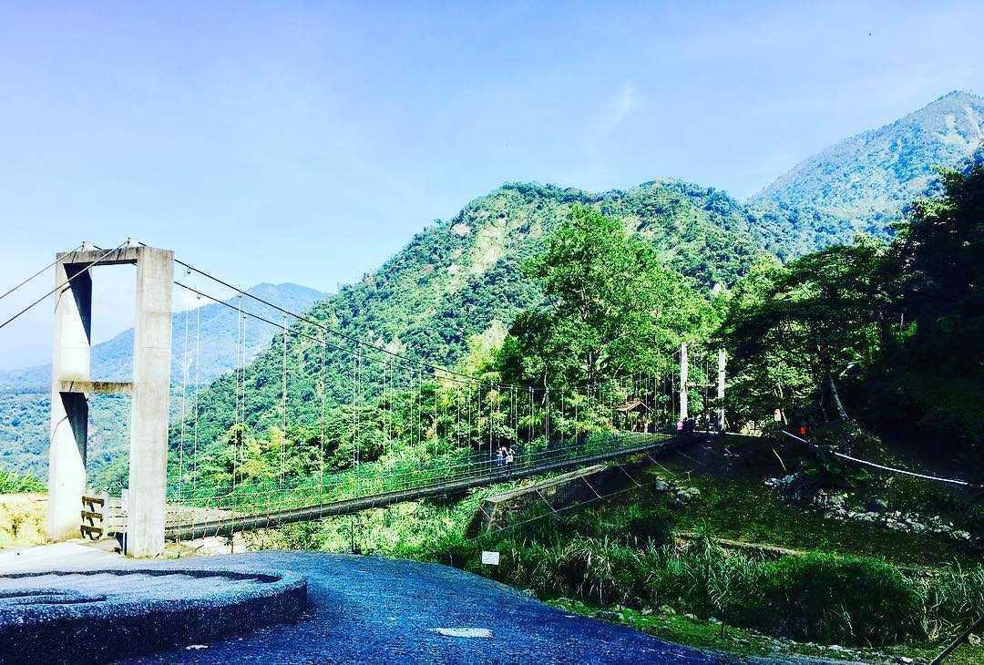 鳳凰谷鳥園生態園區 |吊橋