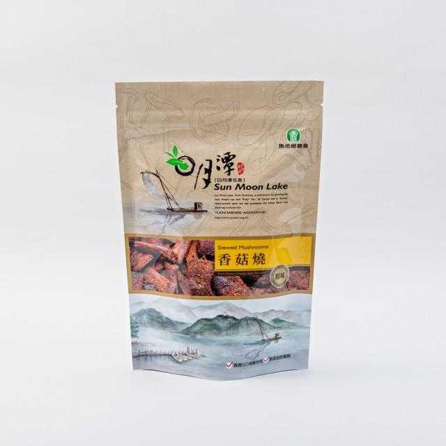 魚池鄉農會香菇、香菇酥片系列