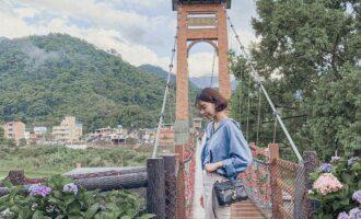 圖2 南庄吊橋 yellyyun