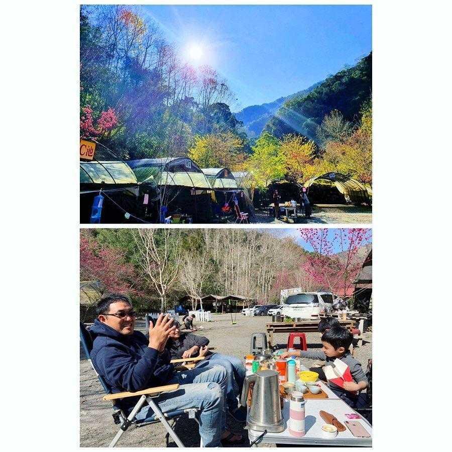 廬山溫泉 | 廬山溫泉馬海濮露營區