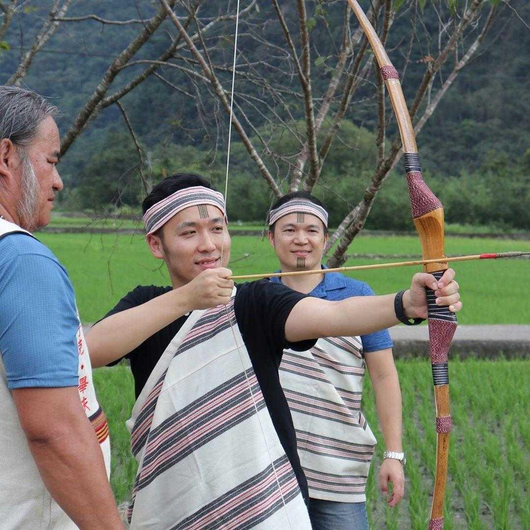 泰雅渡假村 |獵人活動