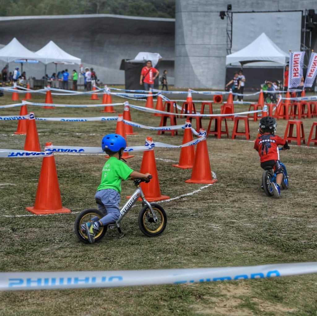 日月潭自行車節 -Push Bike兒童滑步車