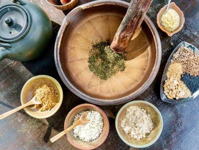 苗栗旅遊   來到客家山城,「客家擂茶」絕對是不能錯過的在地美食
