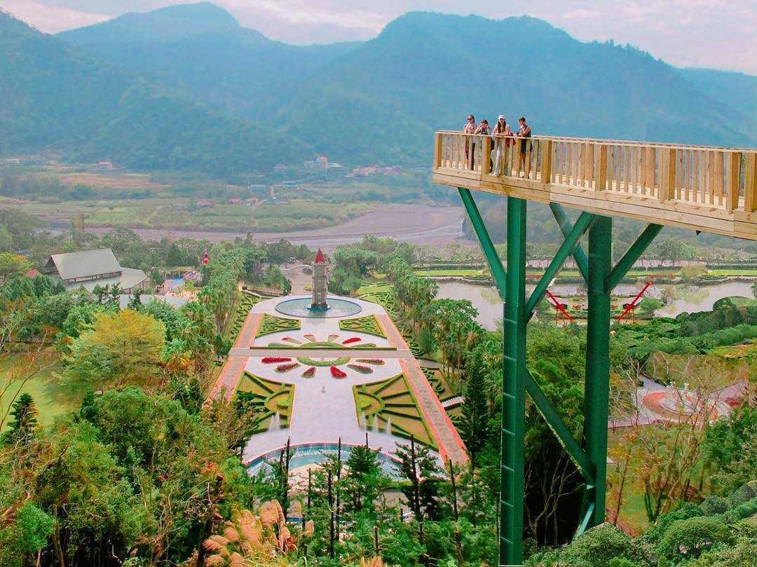 泰雅渡假村 |天空步道