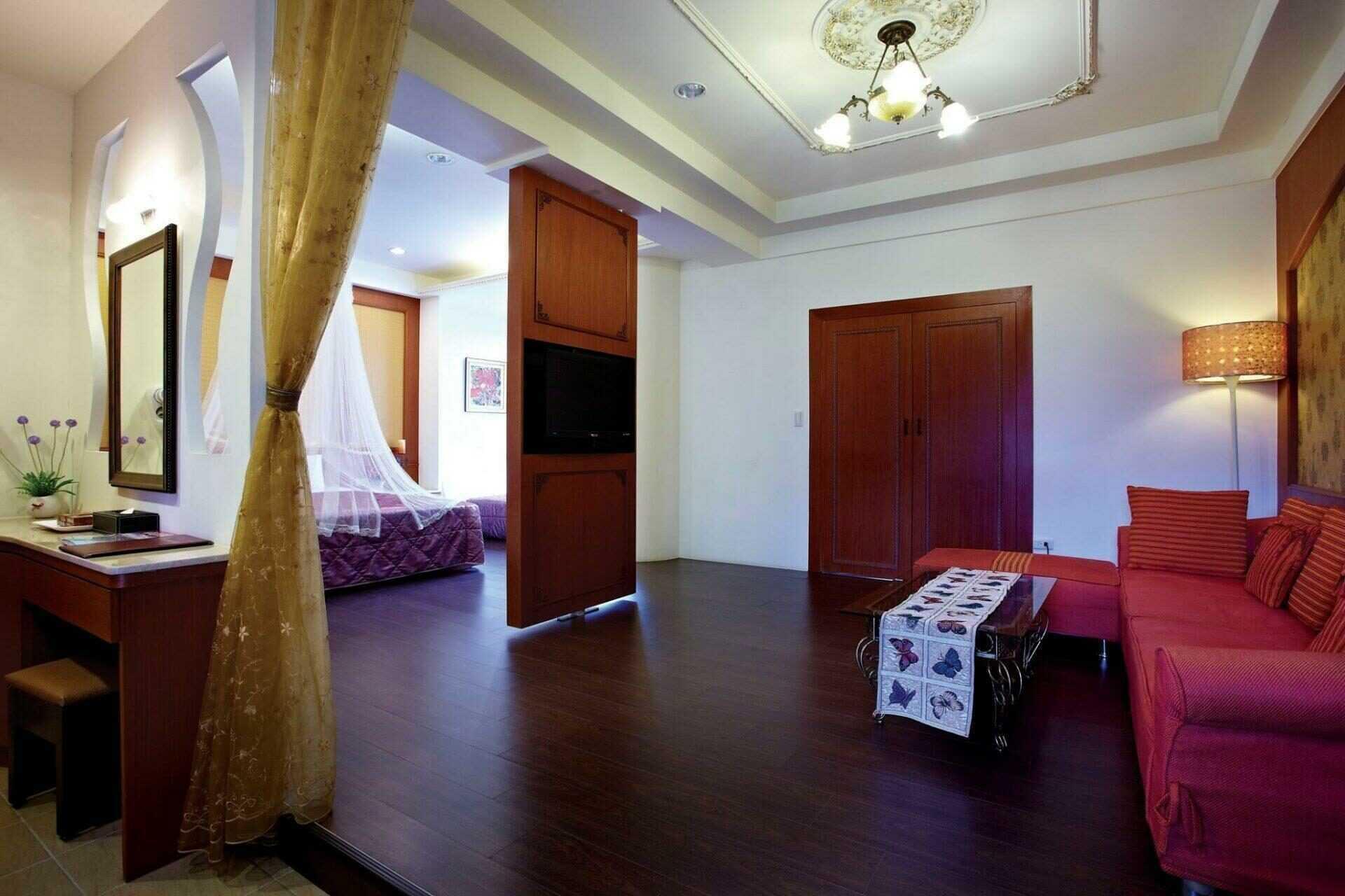 泰雅渡假村 |住宿房間