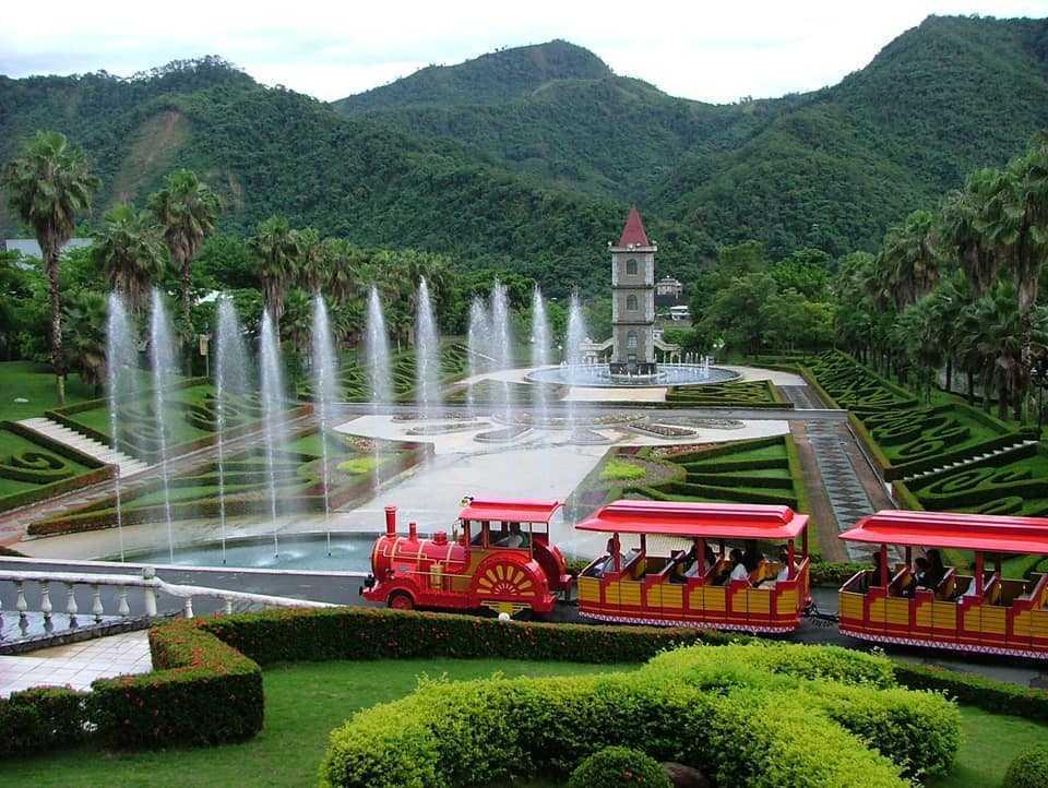 泰雅渡假村 |泰雅渡假村小火車
