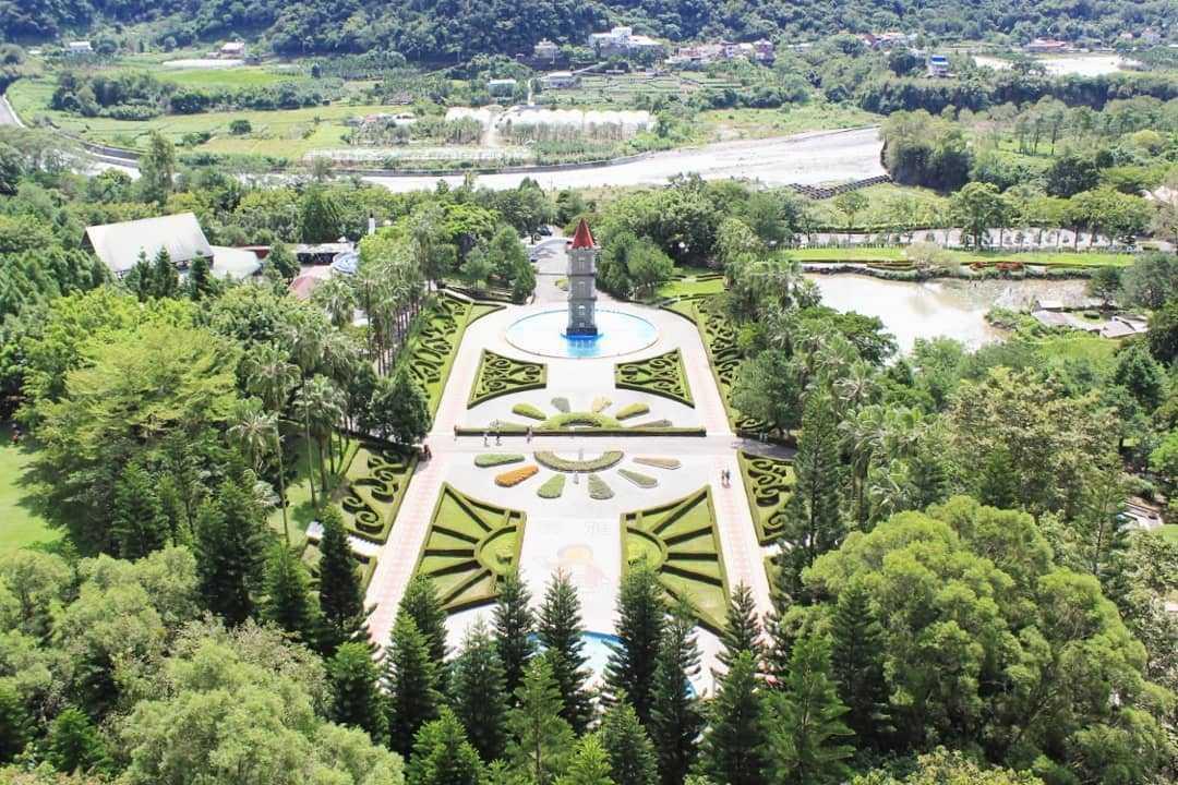 泰雅渡假村 |泰雅渡假村歐式花園