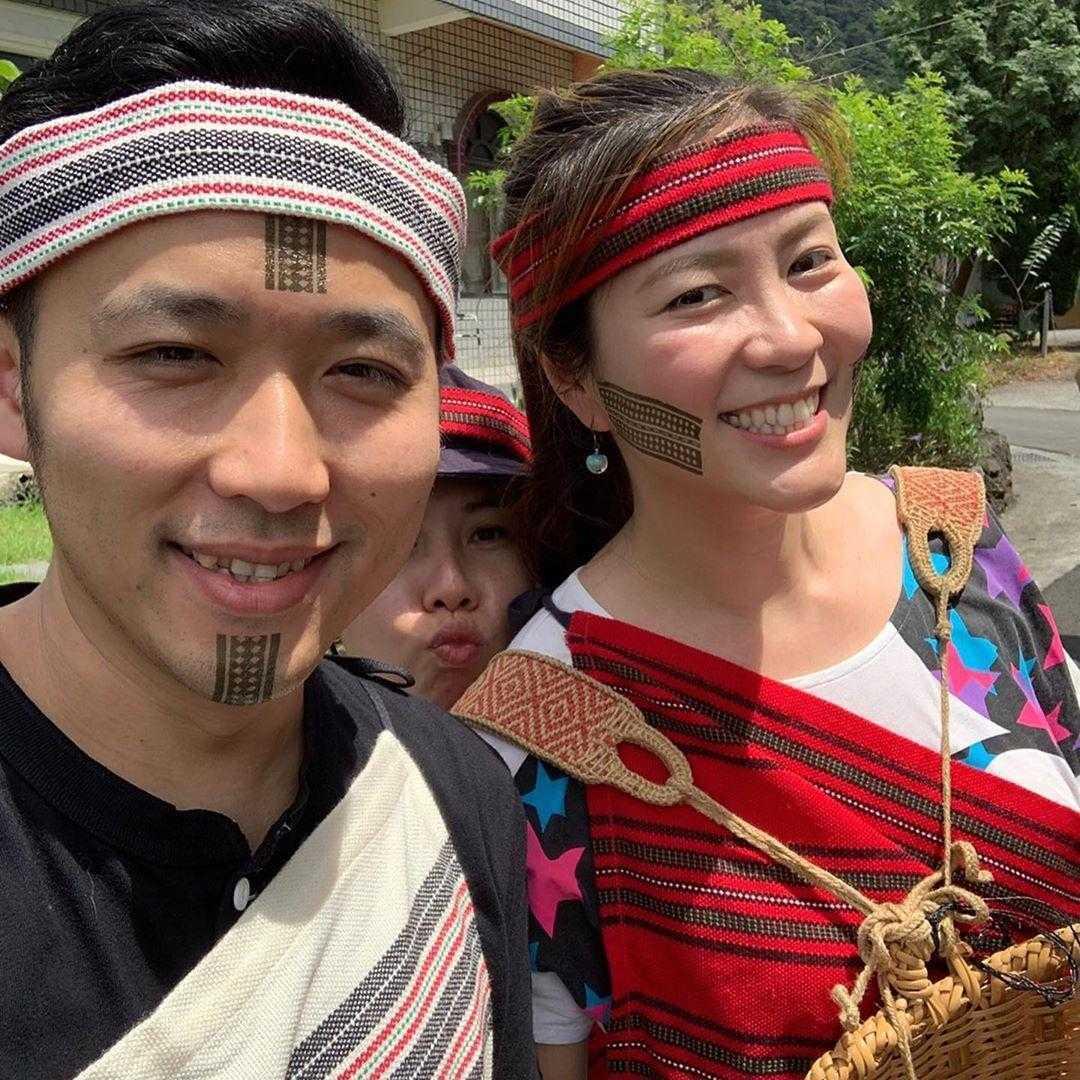 泰雅渡假村 |賽德克族的紋面體驗