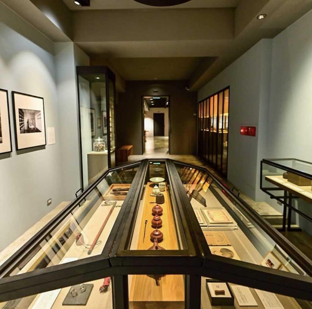 遊山茶訪—茶文化館 ,茶具