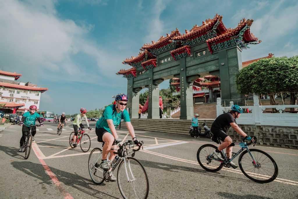 2020年「日月潭Come!Bikeday」自行車節