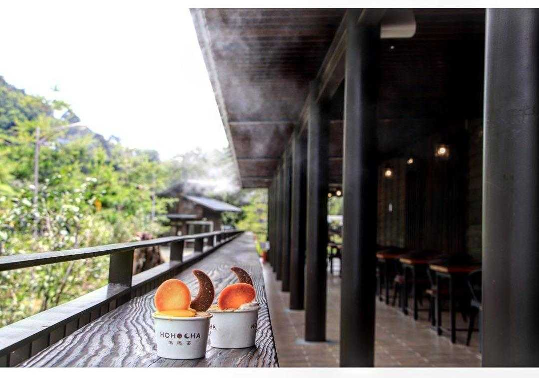 Hohocha喝喝茶 |台灣香日月潭紅茶廠