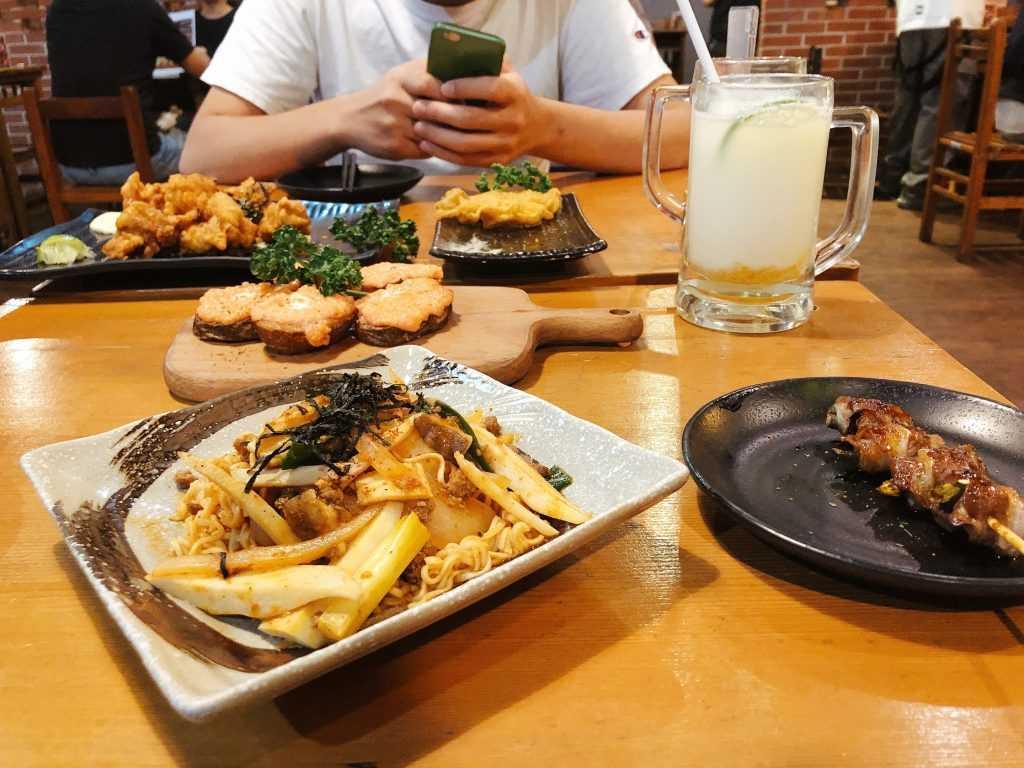 新竹美食餐廳 -私嚐居酒屋、串燒