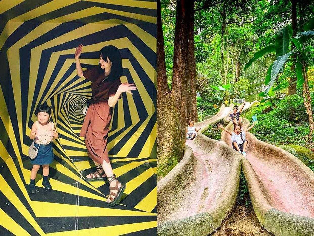 中部親子景點推薦|新竹、苗栗、台中、南投 12 個親子出遊、寓教於樂的好玩景點