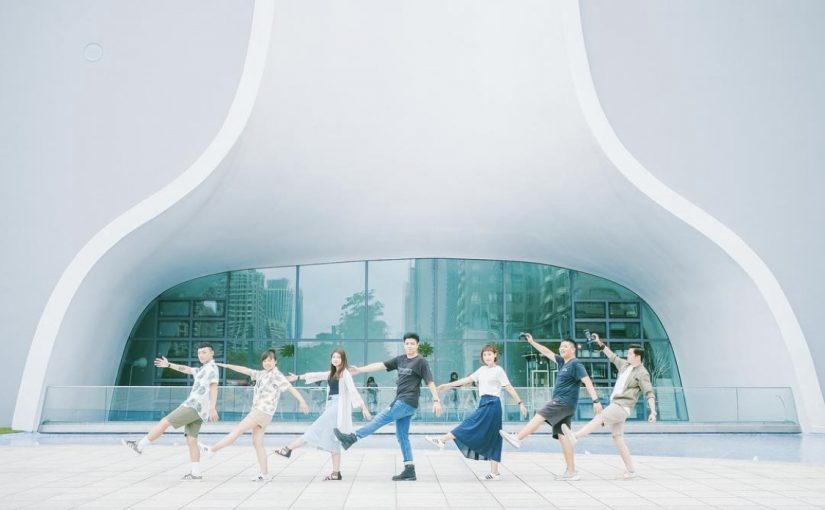台中國家歌劇院︱號稱「全世界最難蓋的建築」超高建築工藝之美,世界新地標在台中!