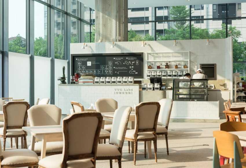 VVG Labo Café 好樣度量衡咖啡廳