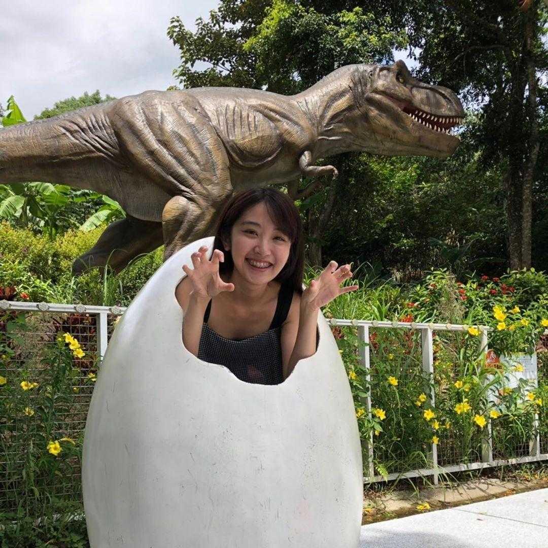 蘇維拉莊園|巨大擬真恐龍