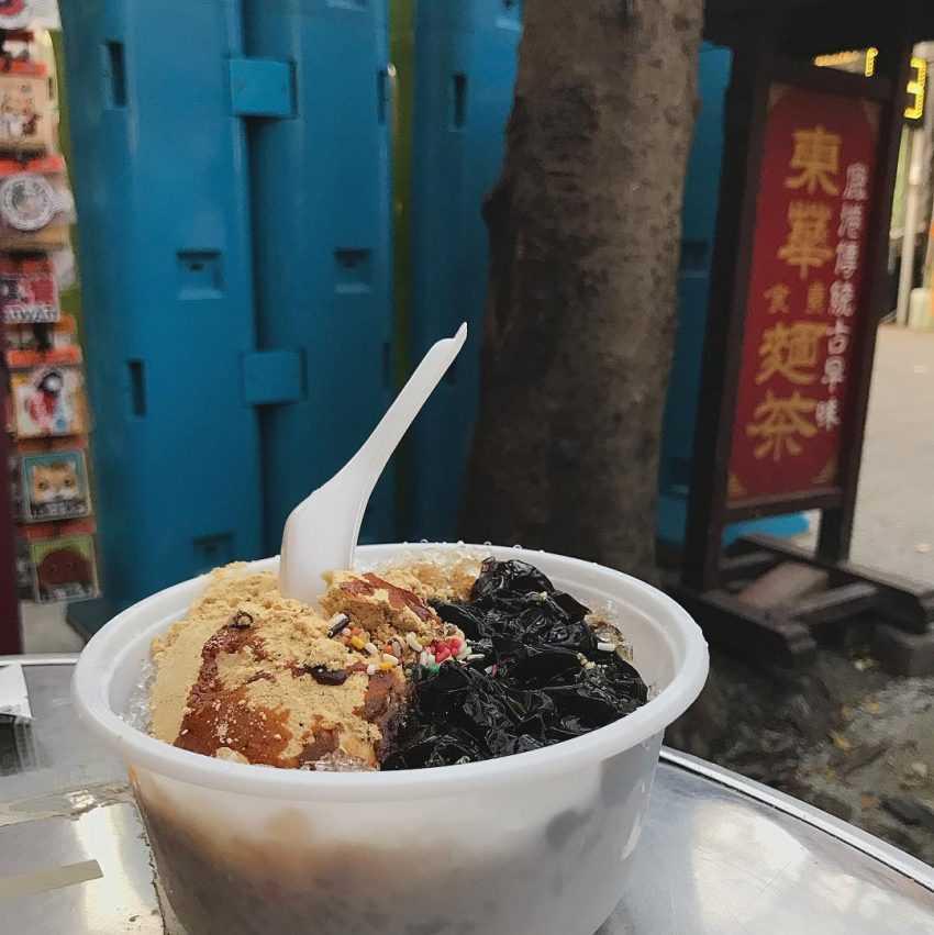鹿港東華素食麵茶