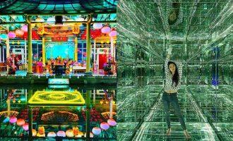 鹿港玻璃媽祖廟