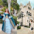 南投埔里|妮娜巧克力夢想城堡|坐落在埔里的夢幻歐洲城堡,品嚐巧克力、DIY巧克力體驗